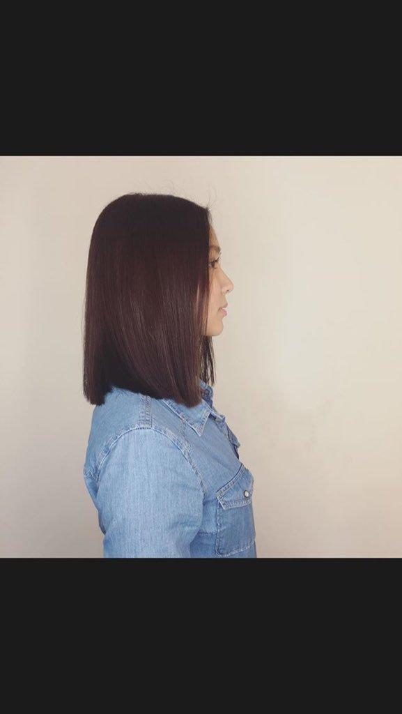 Omggg!! Kath\'s new haircut tho 😍  #KathNielLLSTraydor