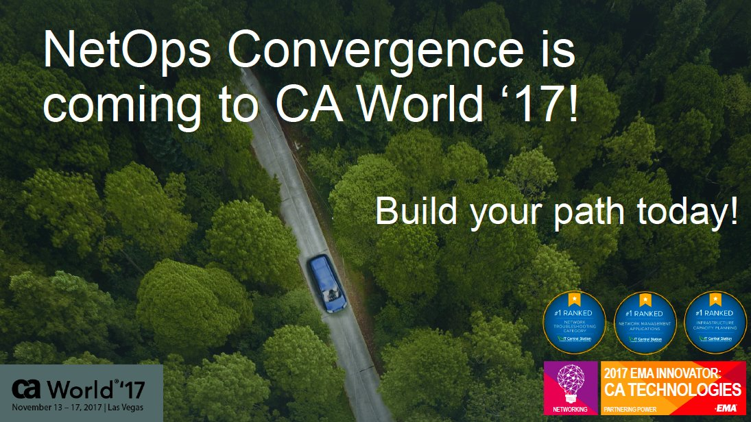 20+ #NetOps and #networkmonitoring sessions at #CAWORLD this year! Download the session catalog here:  http:// cainc.to/UlWL7G  &nbsp;  <br>http://pic.twitter.com/oYz5ALGJGX