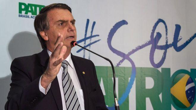 'Bolsonaro mostrou não estar pronto para debate democrático', diz organizador de palestra cancelada em Washington https://t.co/dJLDi3Aj8Z