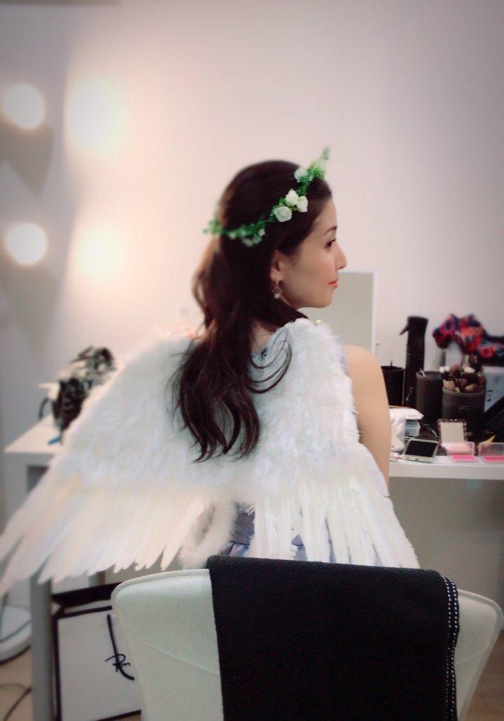 天使な橋本マナミ