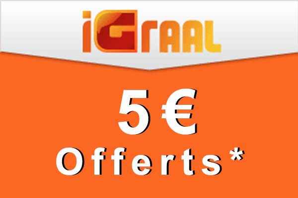 #iGraal 5€ | I love #shopping !  https://www. parrainages.net/igraal  &nbsp;    #remise #argent #cashback #bonplan #economie #budget #magasins #reduction #promo<br>http://pic.twitter.com/L7nFUJGX3G