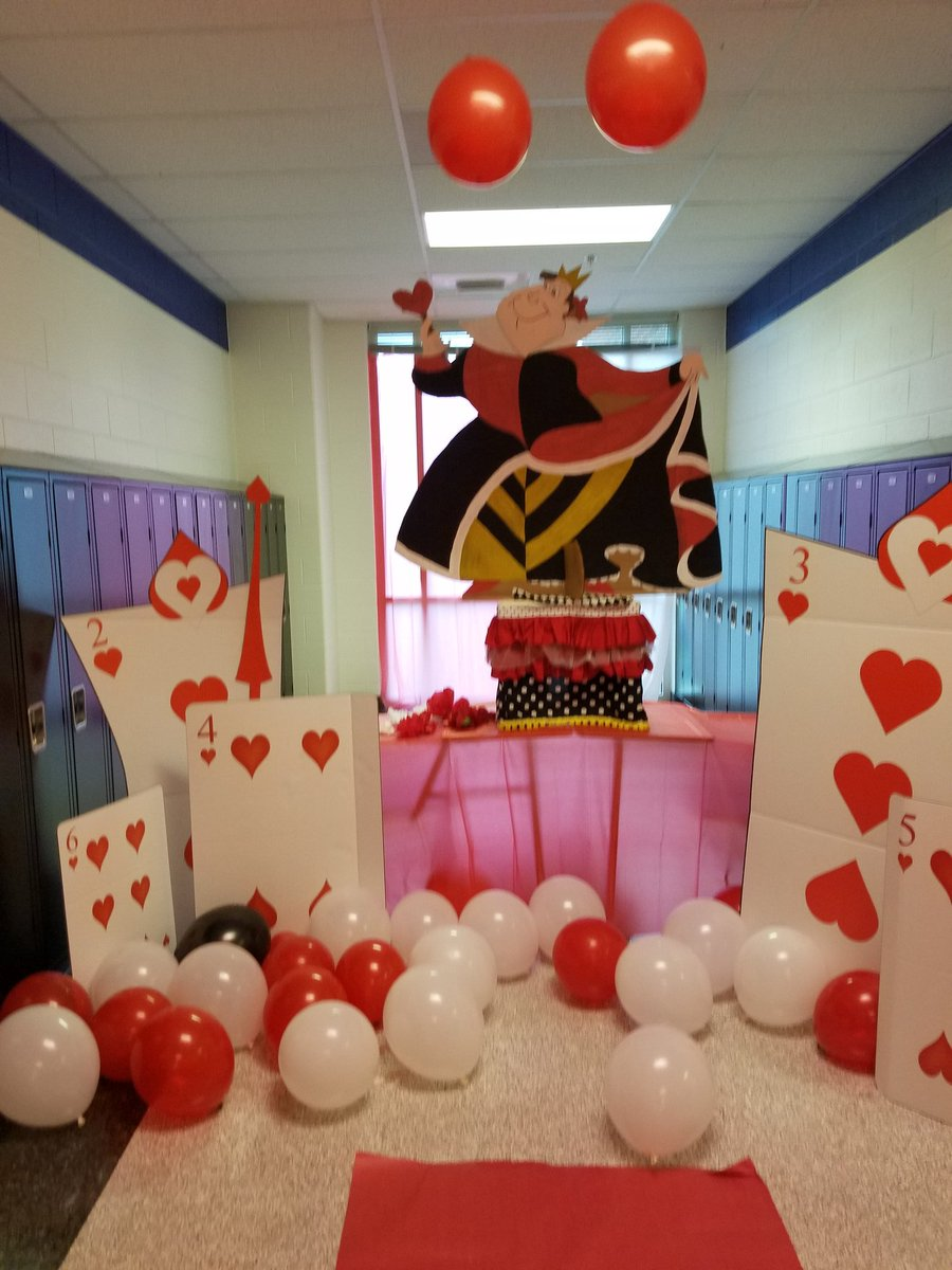 Tuscarora Hs On Twitter Ths Sca Rocked Homecoming Hall Decorating