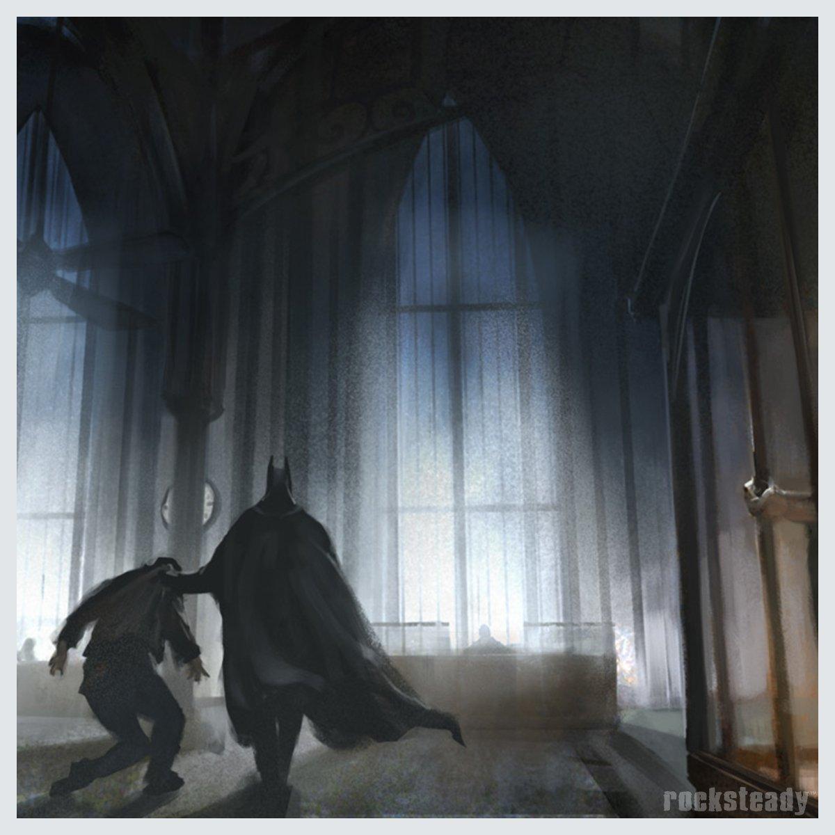 Arkham knight торрент