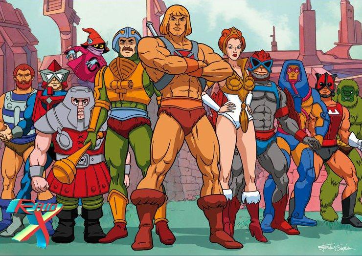 Resultado de imagem para he-man e os mestres do universo