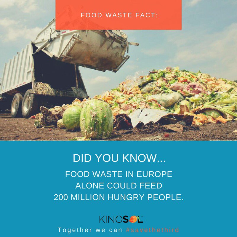 foodwastefact hashtag on Twitter