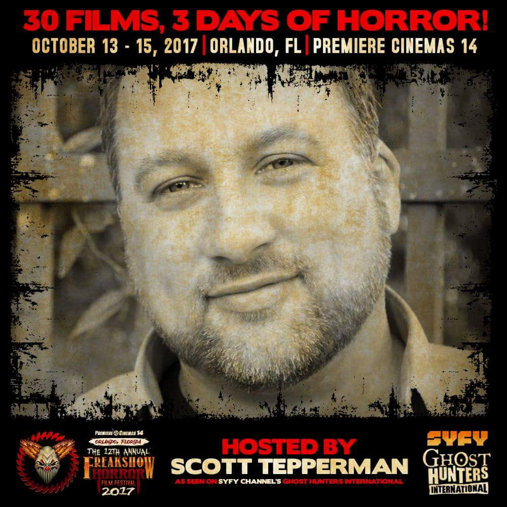 Join us in Orlando this weekend! @FreakShowHorror Film Fest starts tonight! https://t.co/120oQum9Qg https://t.co/ppNI892j6z