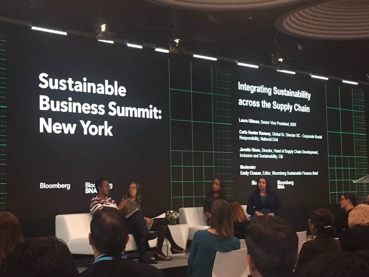 @nationalgridus  at #SustainableBiz17 discusses the importance of future proofing the supply chain @CarlaHRamsey<br>http://pic.twitter.com/Pj87A6cBxL