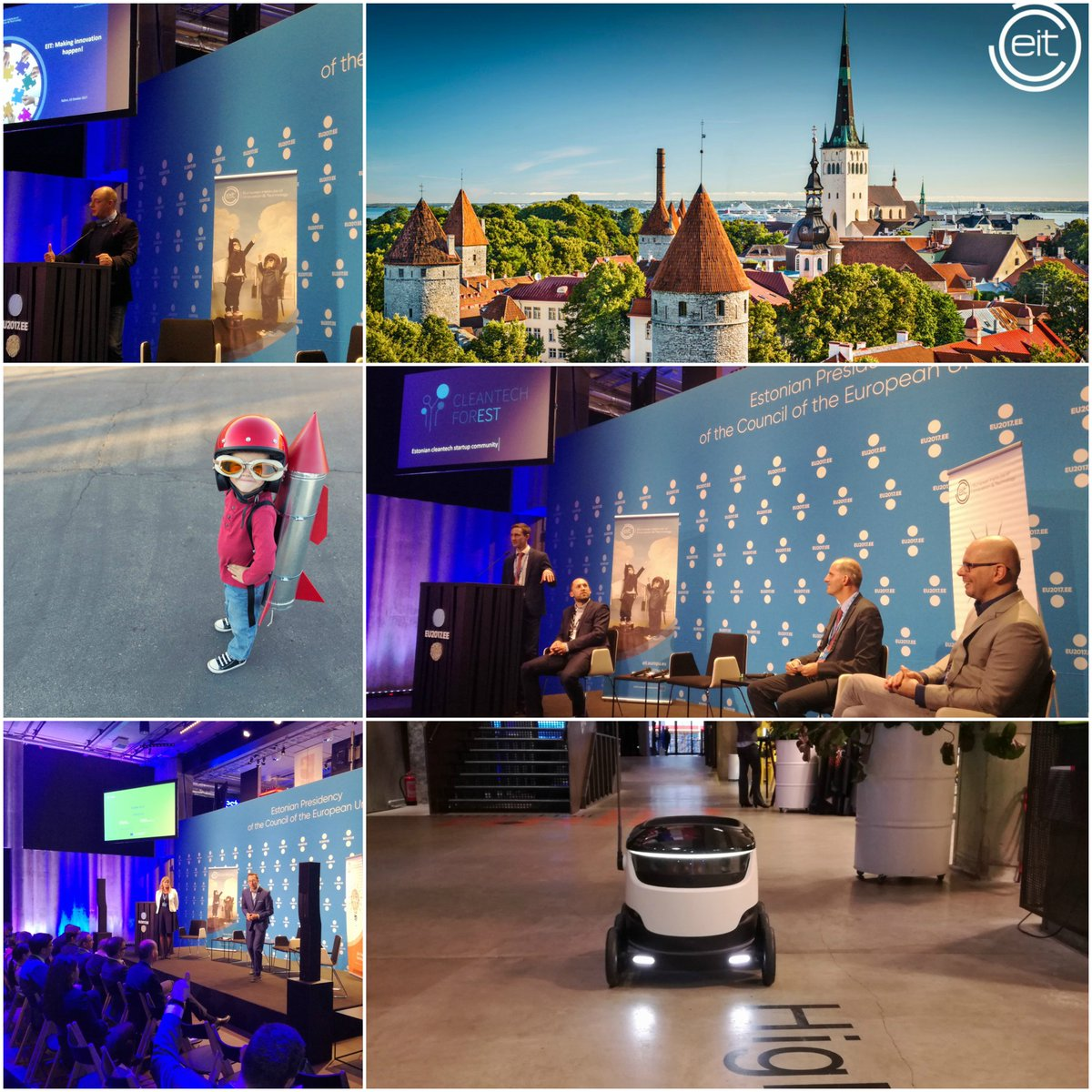 Thanks #Estonia! Powering EITday #Tallin!We look forward 2more Estonian business education research joining #EITcommunity #Research4FutureEU <br>http://pic.twitter.com/B3hua59Vqq