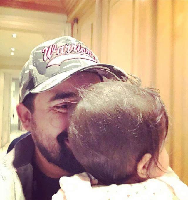#DonOfSquadrann with baby Kai.... Rann sir #mindofmine  my  guru my inspiration my idol..... #youthicon...<br>http://pic.twitter.com/509mroTRjH