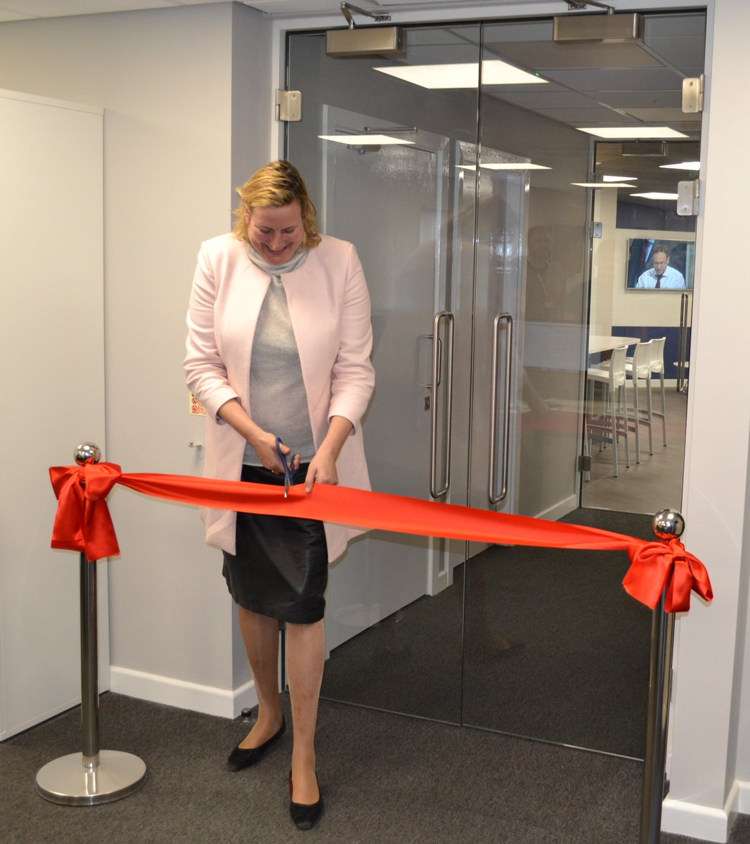 Great To Have Sandbach Opening Our New Offices Today We Cant Wait Try The Chill Out Area GrandOpening DayinsureItpictwitter AIDWfaet1Z