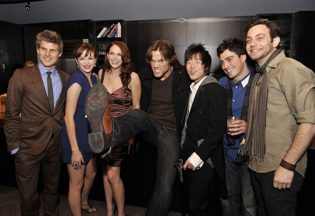 Jared   #premier  #FridayThe13th <br>http://pic.twitter.com/pry3WgmyST