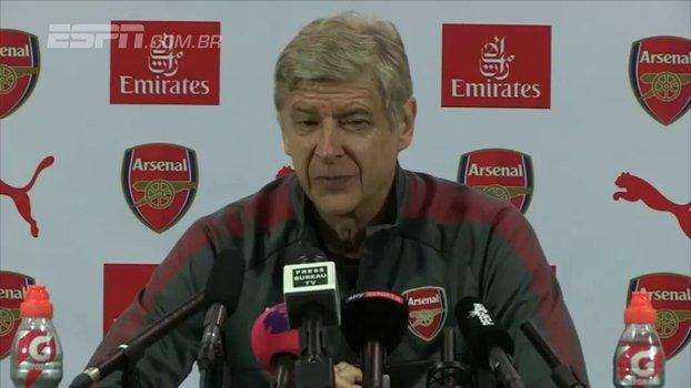 Wenger critica jogos na véspera de Natal: 'A religião da sociedade não é mais considerada nas decisões' https://t.co/ZNzbRNnriM
