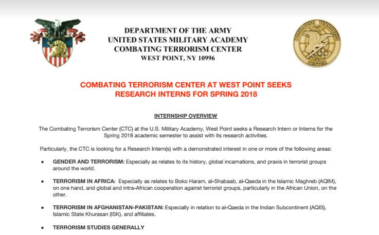 West Point Application Deadline >> Ctc At West Point On Twitter Interested In A Spring Internship At