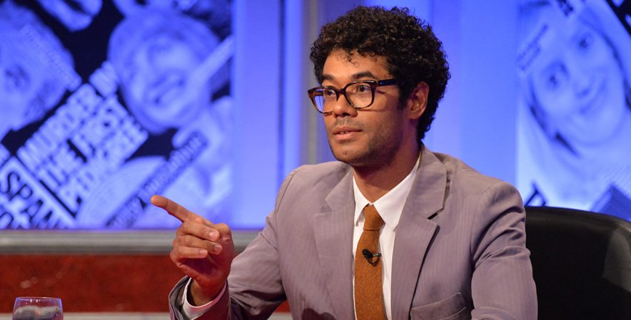 Tonight @RichardAyoade makes his @haveigotnews debut! 😍 9pm @BBCOne. https://t.co/UaFpnT6uBA