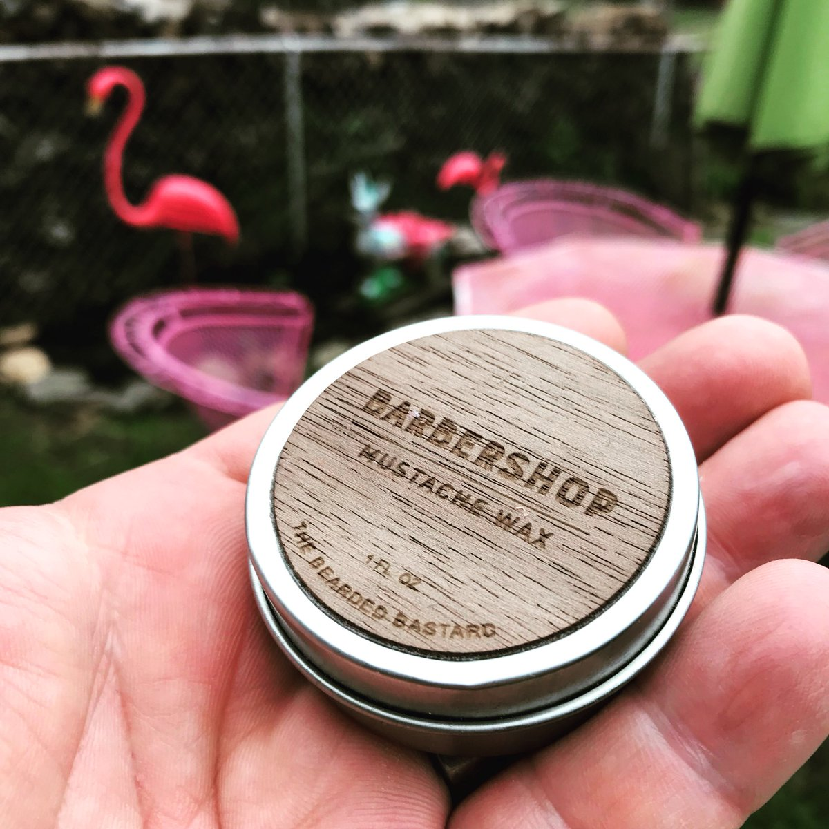 I&#39;ve recently switched to The Bearded Bastard stache wax and have to say I love it. A lot.   @tbbinc3 #moustache #moustachewax #amazinghold <br>http://pic.twitter.com/6Eomo0VjjW