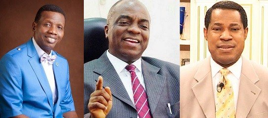 The armed robber takes your money from you with a gun in his hand: the pastor takes your money by brandishing a bible. — Quote by Pastor Femi Aribisala