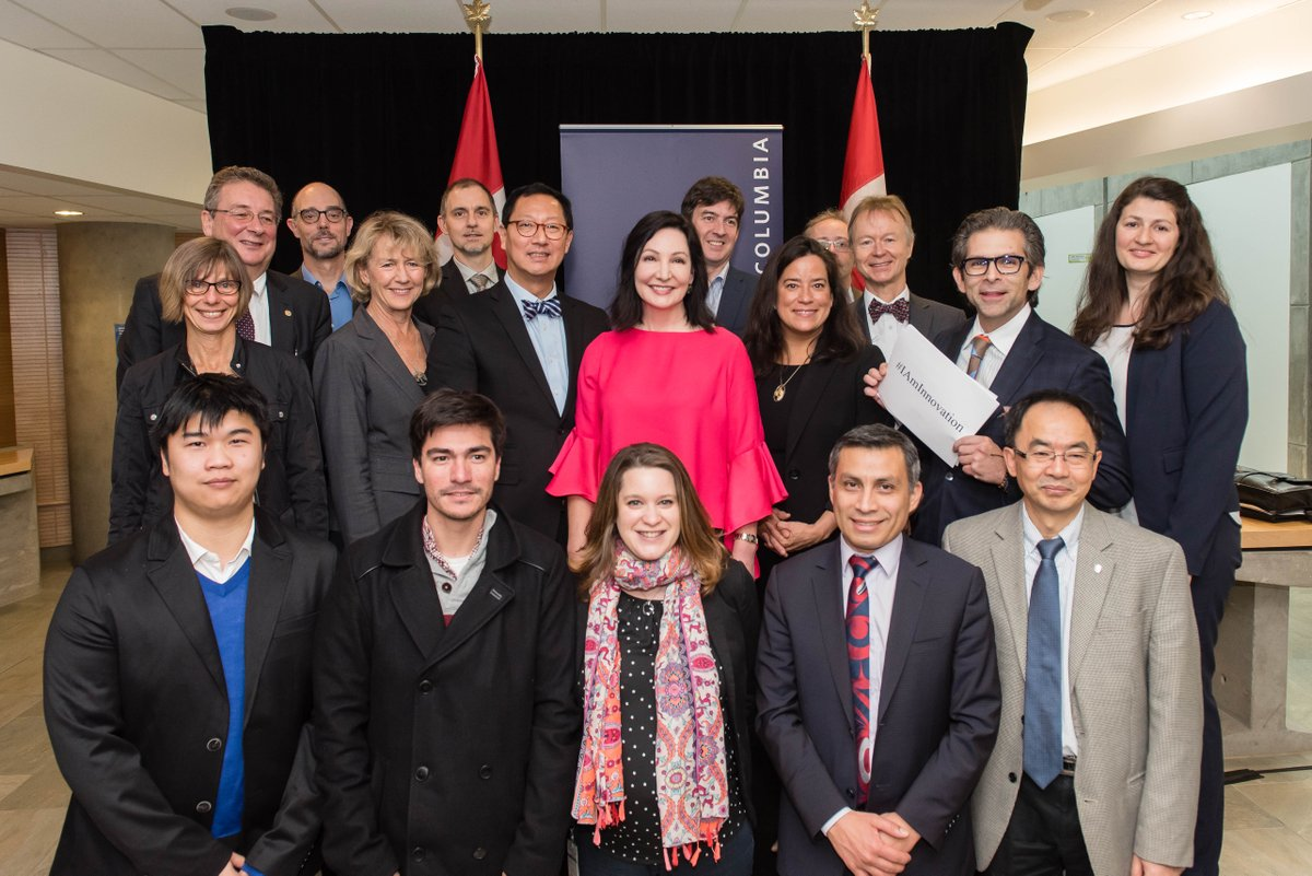 .@InnovationCA funding will put the right tools in the hands of @UBC scientists #CFIfunded #CdnSci <br>http://pic.twitter.com/3KReRnxA5Z