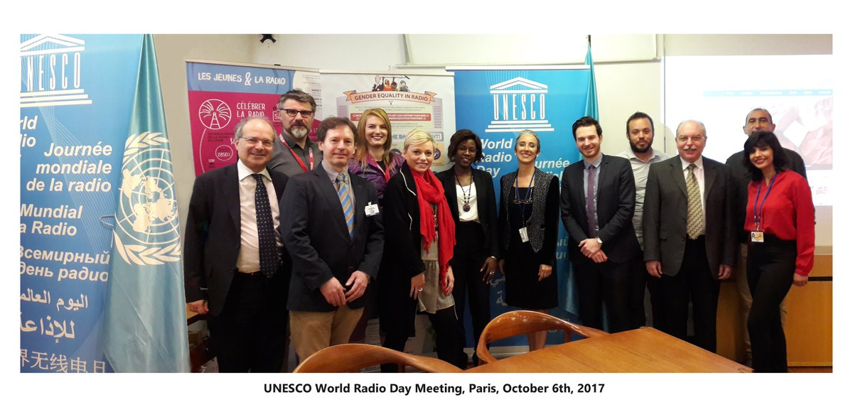 The International Radio Committee has decided in UNESCO that the theme of next World Radio Day 2018 will be Sport & Radio.