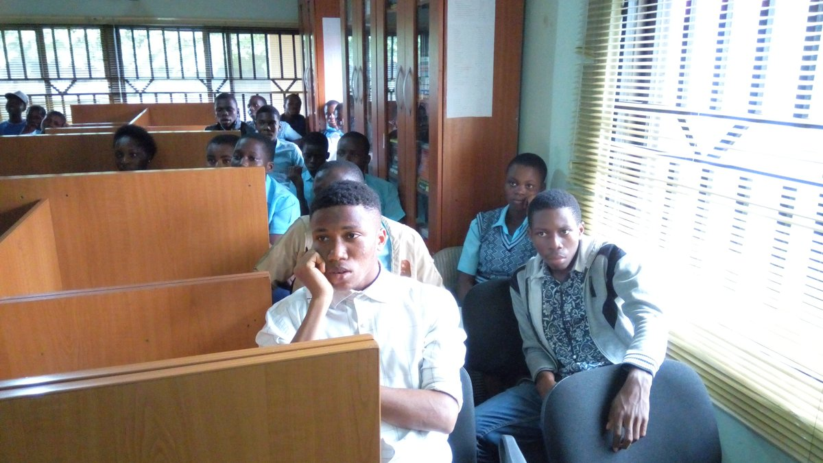 """""""If an adult goes blind a child drops out of school to lead the blind adult."""" – Dr. Dennis Nkanga  @TEDxCalabar #TGIIF #MakeVisionCount<br>http://pic.twitter.com/5k722I1ZNG"""
