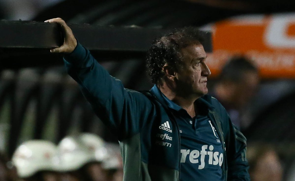 Após decisão em comum acordo, Cuca não é mais técnico do Palmeiras ➤ https://t.co/Jb9kGbmNWa   #AvantiPalestra