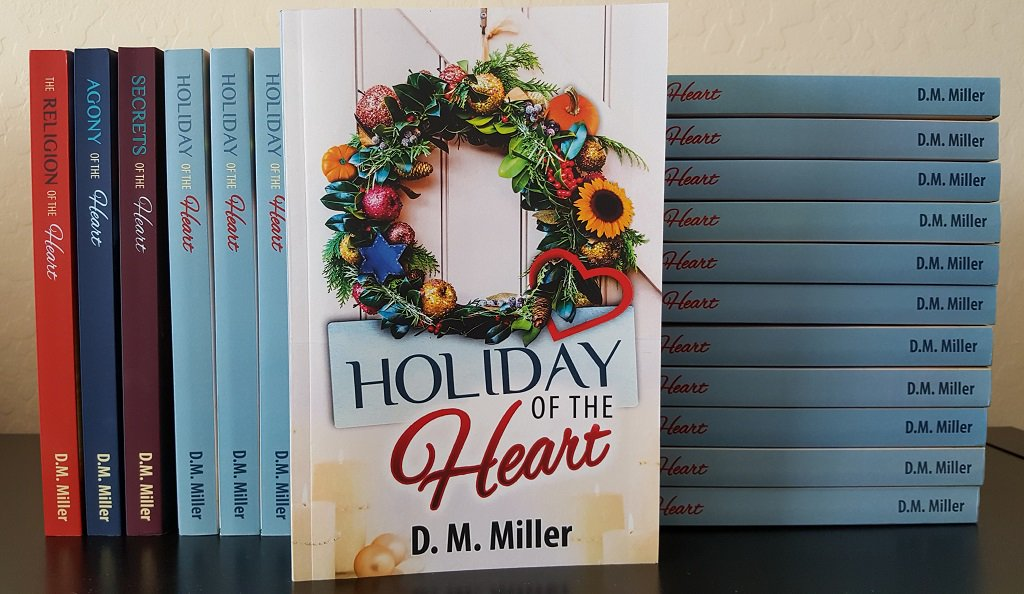 A #book about #love &amp; #hate in an #interfaith #family during the #holidays  https://www. amazon.com/Holiday-Heart- D-M-Miller-ebook/dp/B0759WYY4F/ &nbsp; …  #FridayReads #KindleUnlimited<br>http://pic.twitter.com/mhYQ6bHdKv