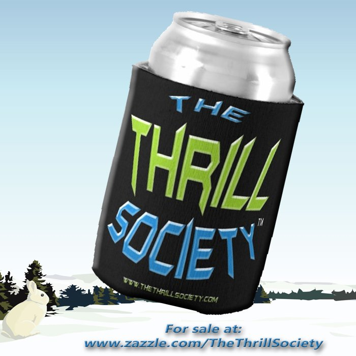 Lots of products with this design at:  http://www. zazzle.com/thethrillsocie ty &nbsp; …  #tts #society #cankoozie #koozie #cancooler #canwrap #thrill #thrills #cold<br>http://pic.twitter.com/OQejwtW5S1