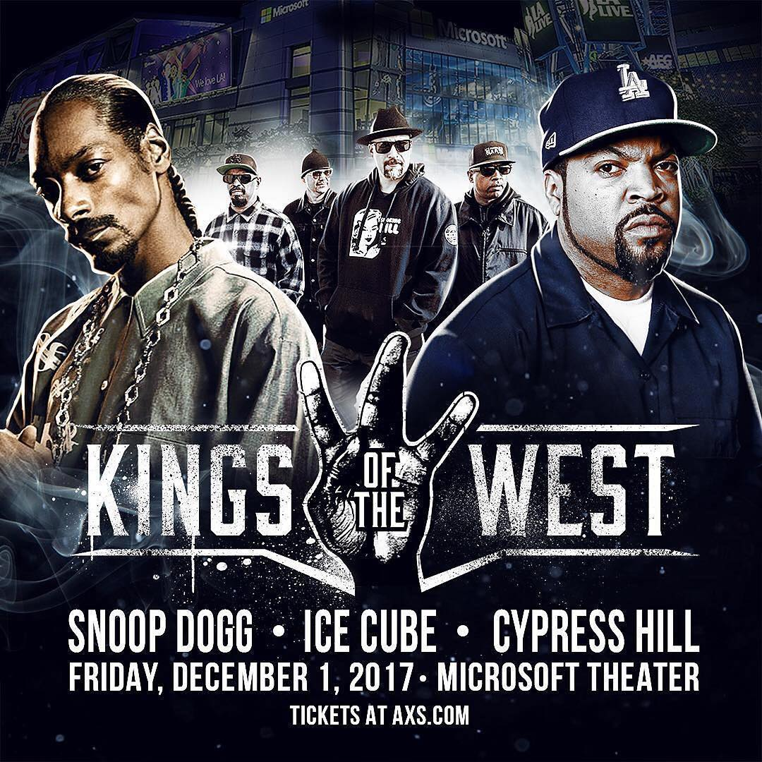 "Ice Cube Cover Photo Cool ice cube on twitter: ""performing with some ogs at #kingsofthewest"