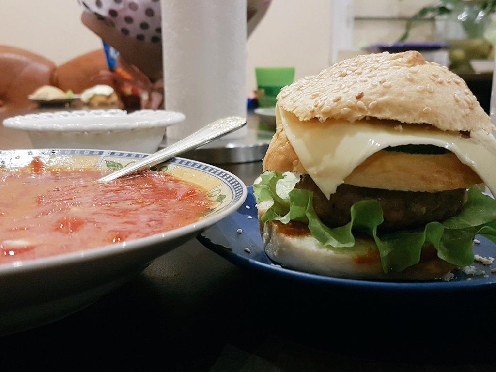 Домашний гамбургер фото рецепт