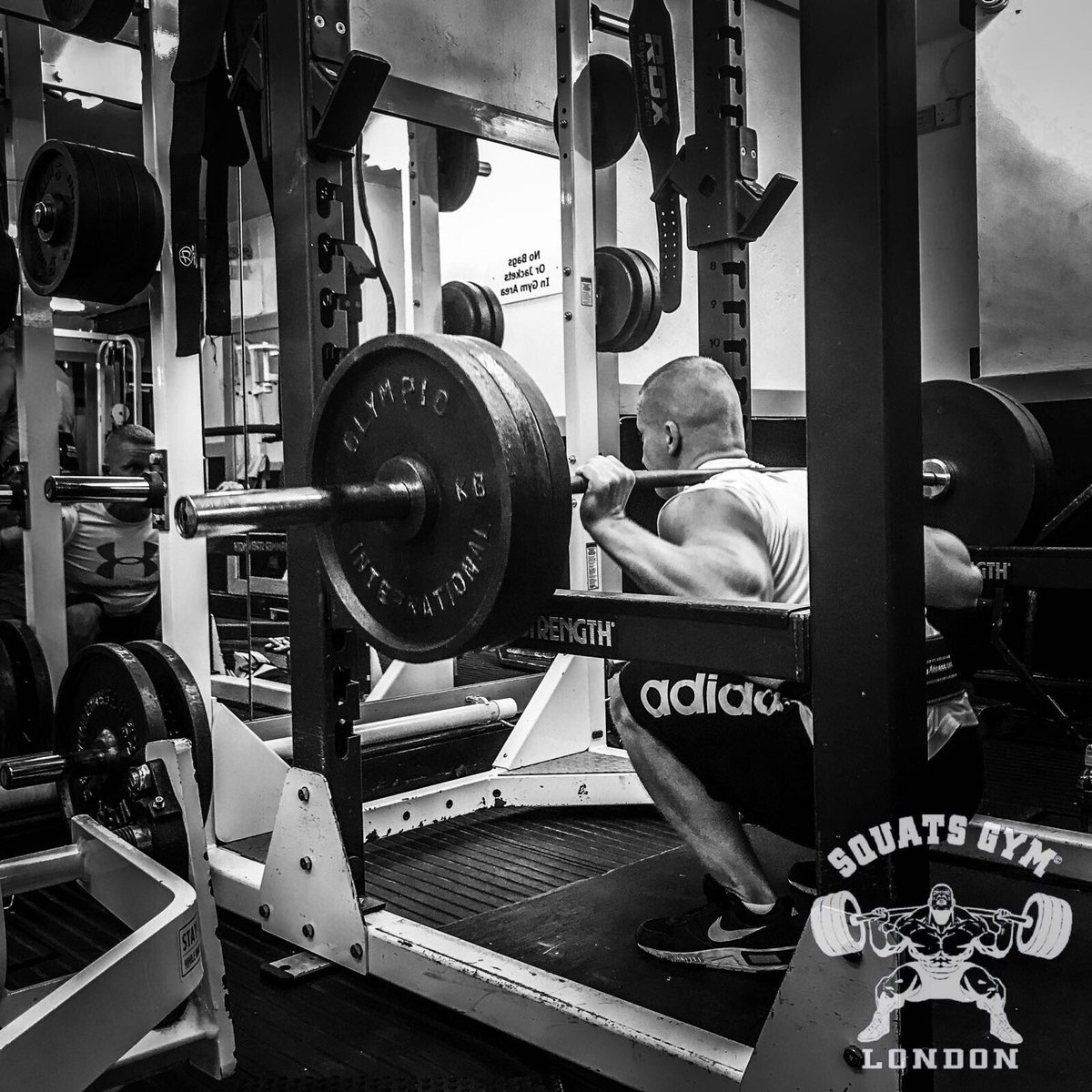 Squats Gym on Twitter: