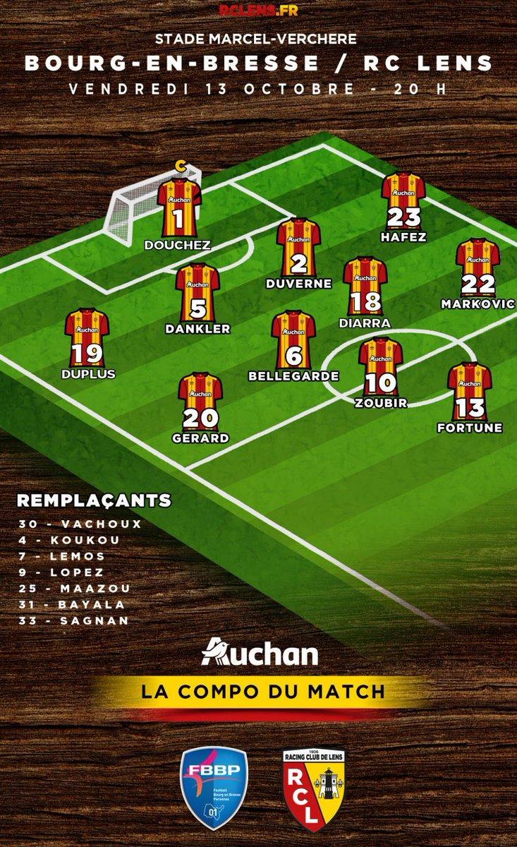 @karimhafez23 starts for Lens against Bourg-en-Bresse in @DominosLigue2<br>http://pic.twitter.com/xiFhA5irB3