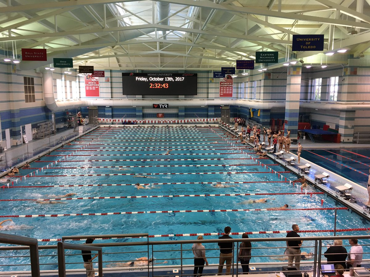 Miami Swim Dive On Twitter We 39 Re Warming Up For Our First Meet Of The 2017 18 Season 3 Pm