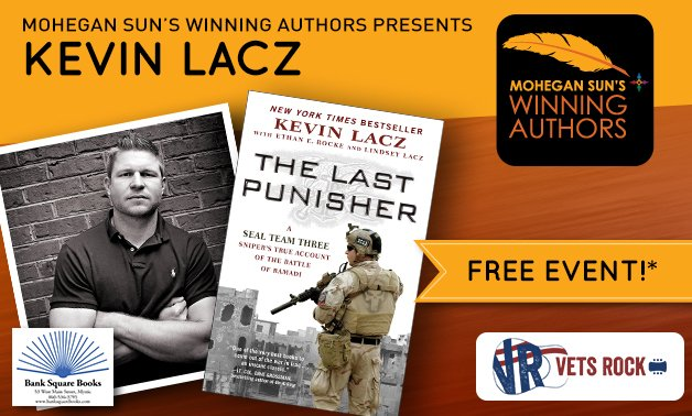 Navy: Former Navy SEAL sniper Kevin Lacz () shares his book