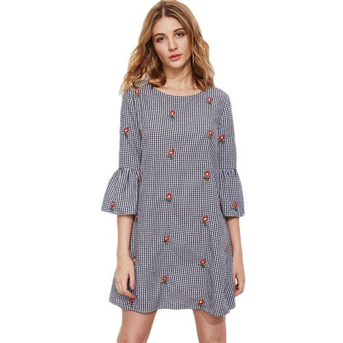 Gingham Dress Summer Three Quarter  #Gingham #Dress #Summer #Three #Quarter Price: $43.56 $23.96 Visit:  https:// goo.gl/ePbNZ2  &nbsp;  <br>http://pic.twitter.com/V8DBYxeymz