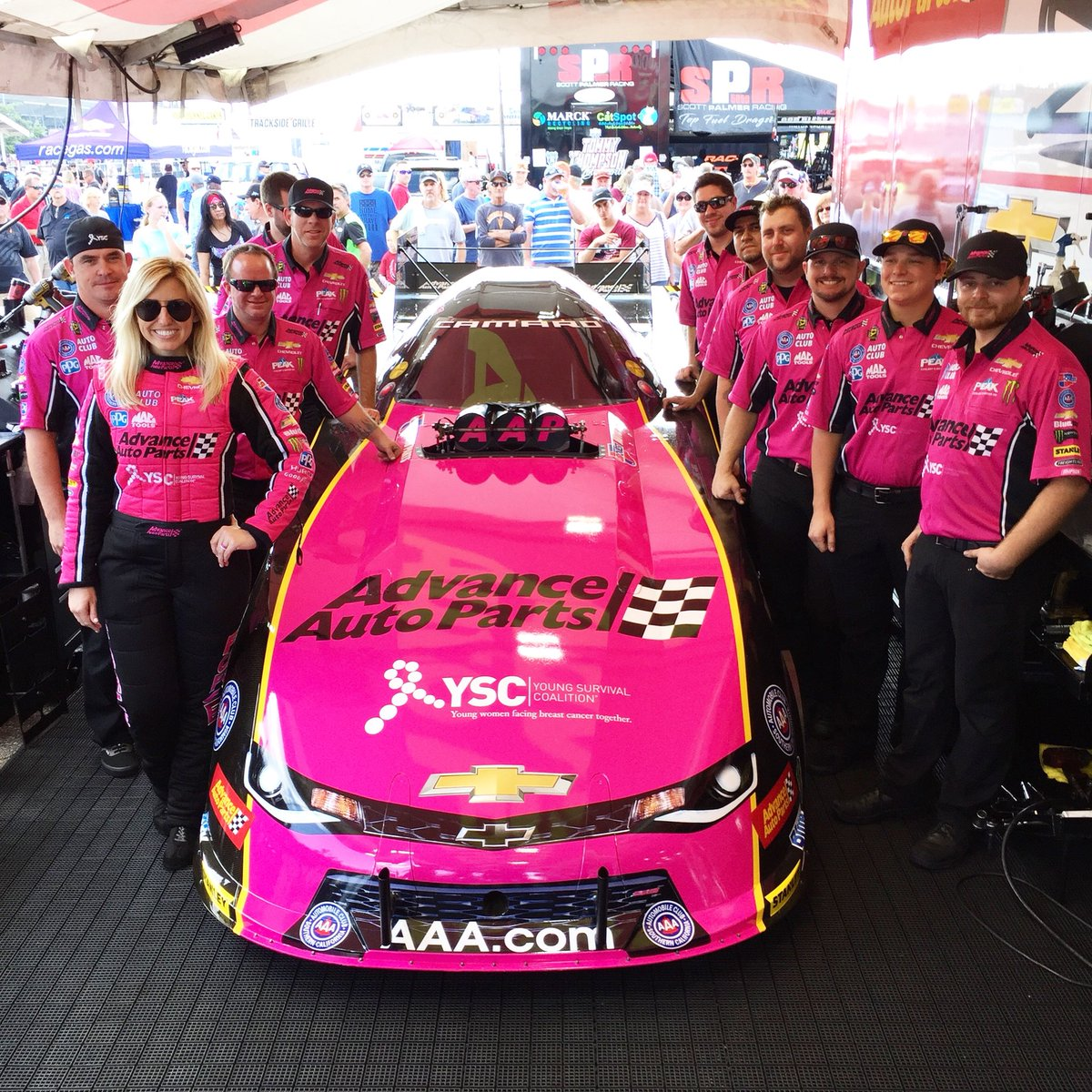Courtney Force on Twitter: