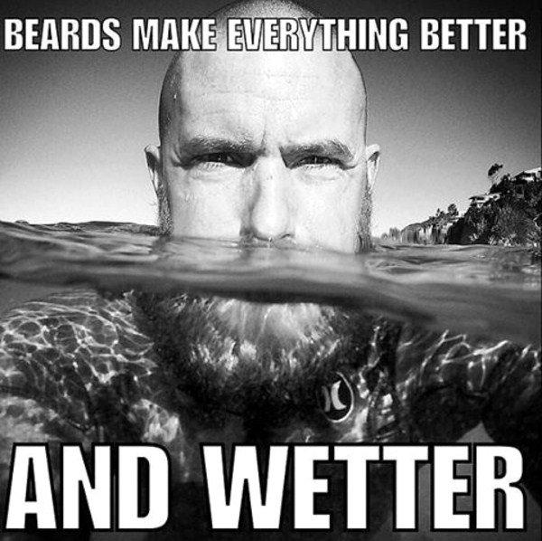 BEARDS MAKE EVERYTHING BETTER AND WETTER...  #beard #bearded #beards <br>http://pic.twitter.com/gRnYzIeqT6