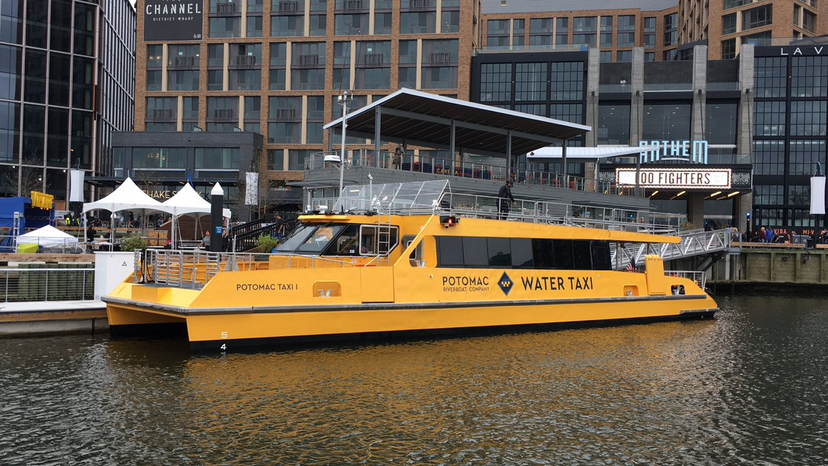 Check out the new water taxi from Alexandria to #WharfDC, $20 roundtrip.  http:// bit.ly/2i3qweB  &nbsp;   via @WTOP<br>http://pic.twitter.com/nWgqlMRE1f