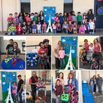 Another successful Cardboard Challenge! 👏🏼👏🏼Thank you parents for your support! @JuarezScholars #BeGlobal #CardboardChallenge