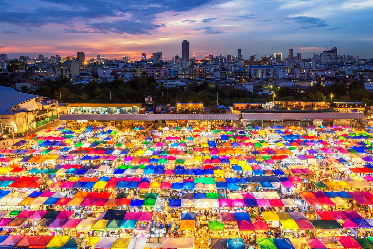 test Twitter Media - The night markets of Bangkok and Chiang Mai are exotic, colorful, and filled with treasures to see and buy. https://t.co/OWptmeFvRz