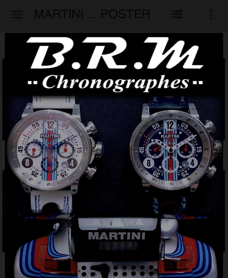 #FastFriday #MartiniRacing style with our officially licensed #limitededition #timepieces  #MadeInFrance<br>http://pic.twitter.com/8CSLa2UTwx