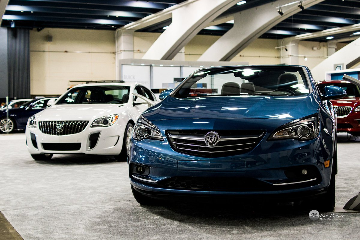 SF Auto Show On Twitter Experience What Buick Has To Offer In A - Moscone car show