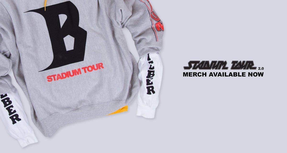STADIUM TOUR MERCH 2.0 https://t.co/ZXLGuwusLr https://t.co/M6PEuKdRal