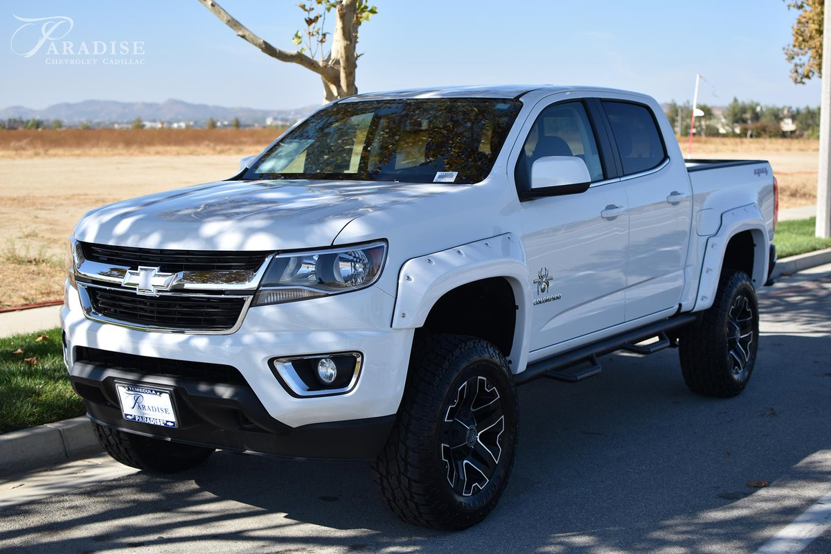 Colorado black chevy colorado : Paradise Chevrolet on Twitter: