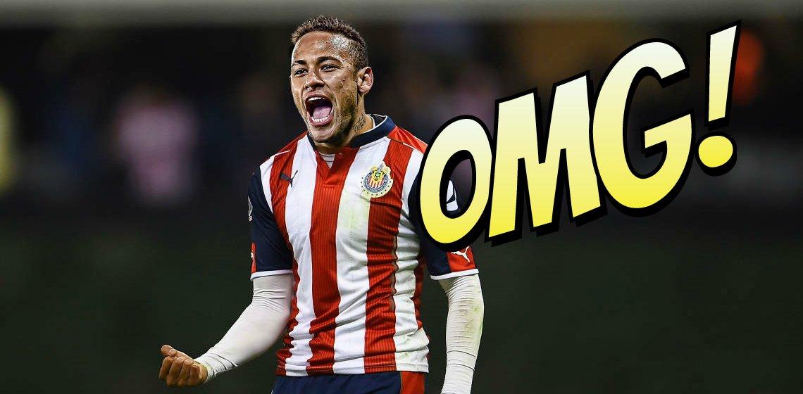 neymar jugador mexicano