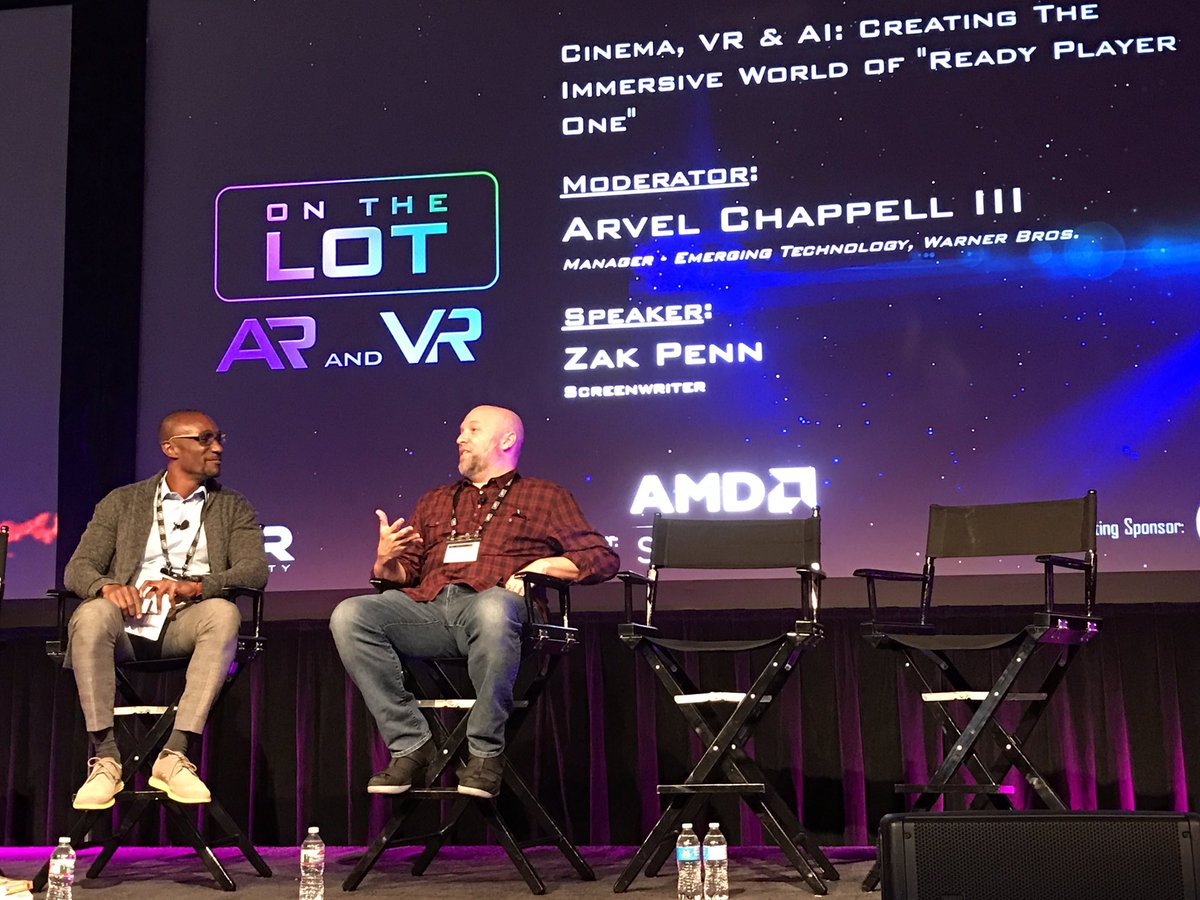 Digital LA - VR on the Lot adds AR to VR and entertainment
