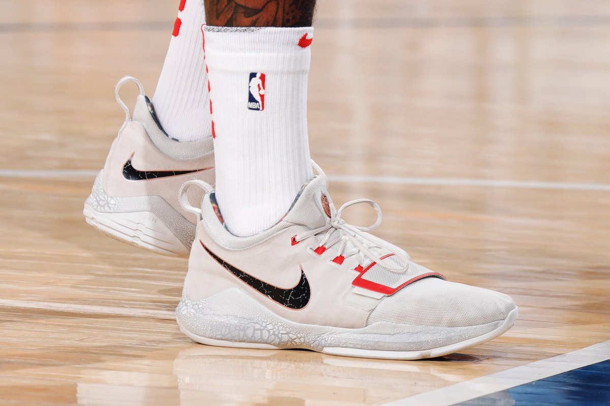 low priced 9bc12 42641 a closer look at johnwall in the gladiator nike pg 1 vs. new york