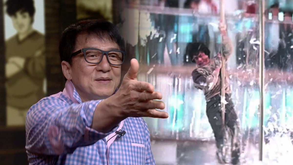 ICYMI: The climax of 1985's Police Story has one of @EyeOfJackieChan's most insane stunts! #TheForeigner