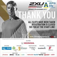 2XU Compression Run Indonesia • 2017