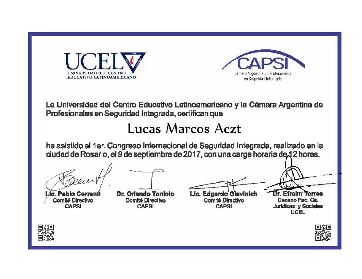 Lucas Marcos Aczt (@lmaczt) | Twitter