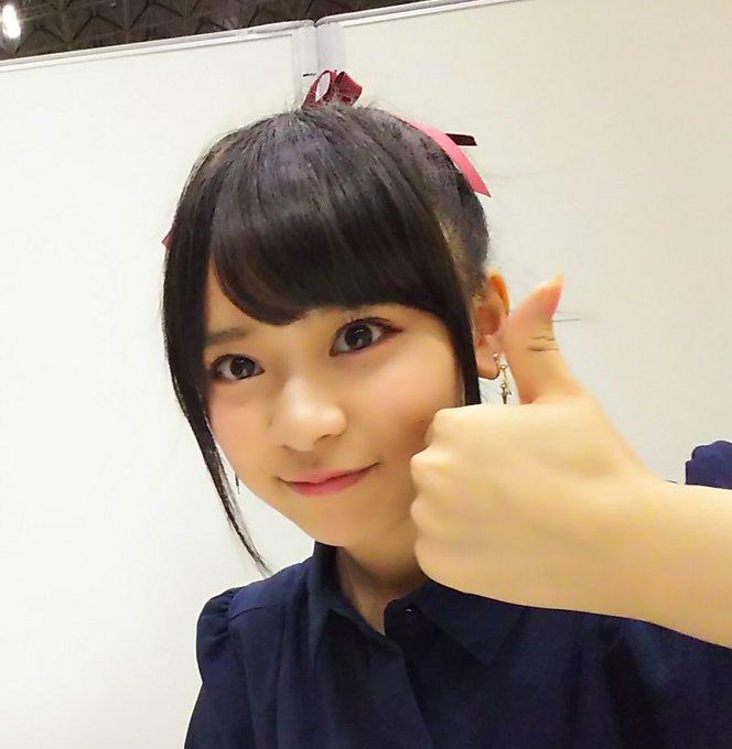 ヘアスタイルが素敵な倉野尾成美さん