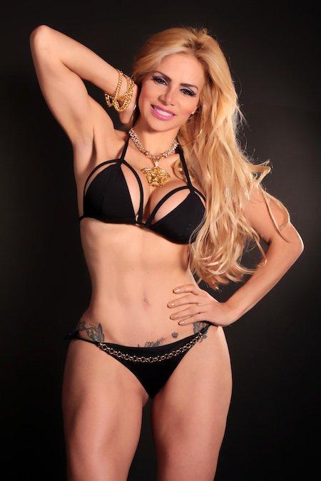Deliza Rodriguez Nude Photos 71